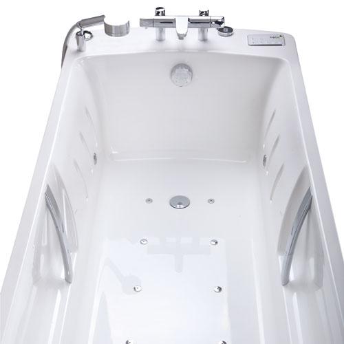 Avero Height Adjustable Bath - Advanced Seating Solutions