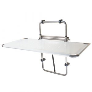 CTM Manual Height Adjustable Changing Table