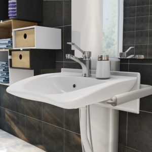 PR4750 Height Adjustable Washbasin