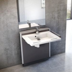 PR4950 Height Adjustable Washbasin