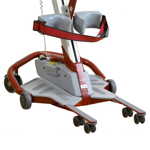 Molift Quick Raiser 2 - wheel positioning