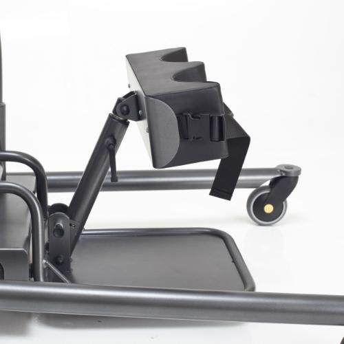 Nova 500 NG sit-to-stand hoist leg support