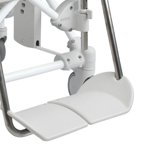 etac swift mobile shower commode chair advanced seating solutions