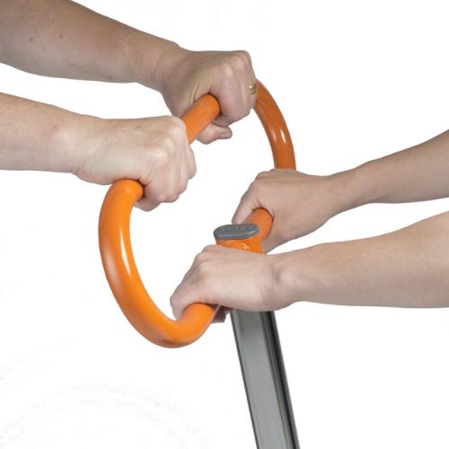 Etac Turner PRO contrasting coloured handle