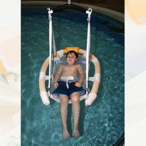Floatation sling main