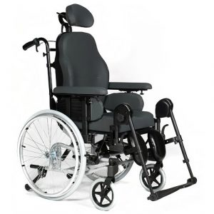 RelaX² Multifunctional Wheelchair main