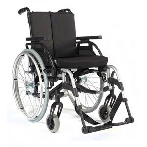 RubiX² Folding Wheelchair main