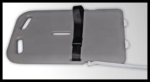 TR 9650 Mobile Bath Lift System - Attachable Side Parts