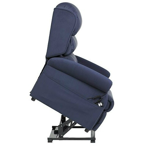 Bariatric Chair tilted forwards