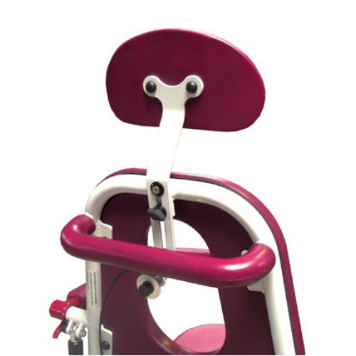 Soflex shower chair headrest